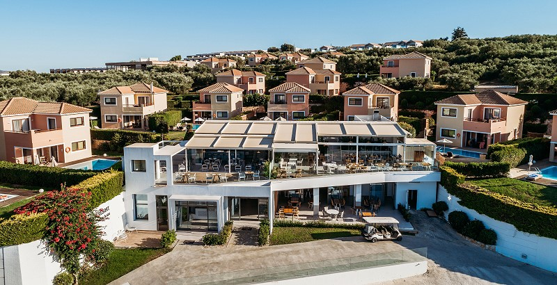 Zakynthos Five Star Hotels Luxury Villas and Suites in Zante - St.John Resort